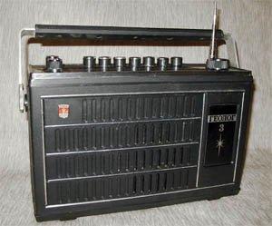 Радиоприемник Геолог 3