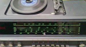 Радиола Илга-301