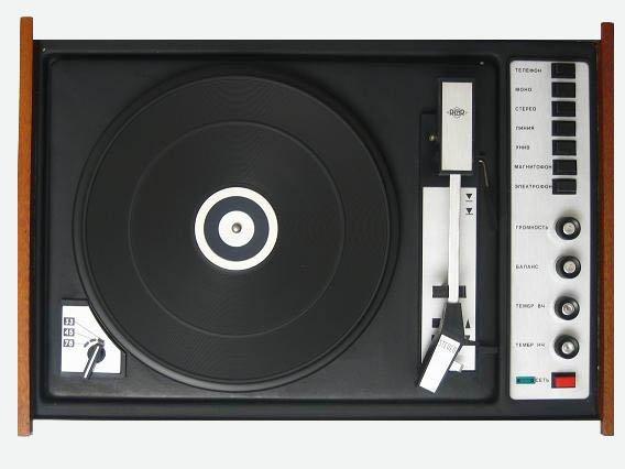 Стереофонический электрофон Рондо-204-стерео