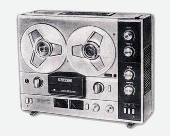 Магнитофон Сатурн-202-стерео