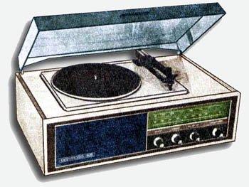 Радиола Серенада-405