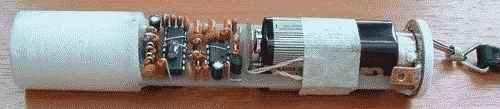 Металлодетектор с малыми габаритами