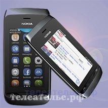 Обзор: Nokia Asha Charme 308