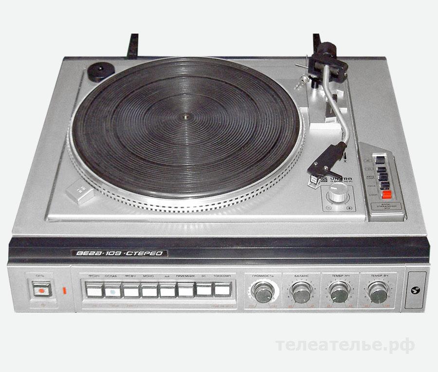Электрофон Вега-109-стерео | Принципиальные электрические ...