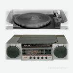 Радиола Вега-300-стерео