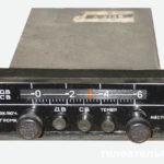 Автомобильный радиоприёмник «А-373Б»