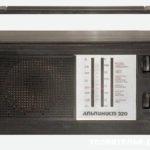 Переносной радиоприёмник «Альпинист-320»