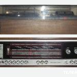 Радиола с магнитофоном «Мелодия-105-стерео»