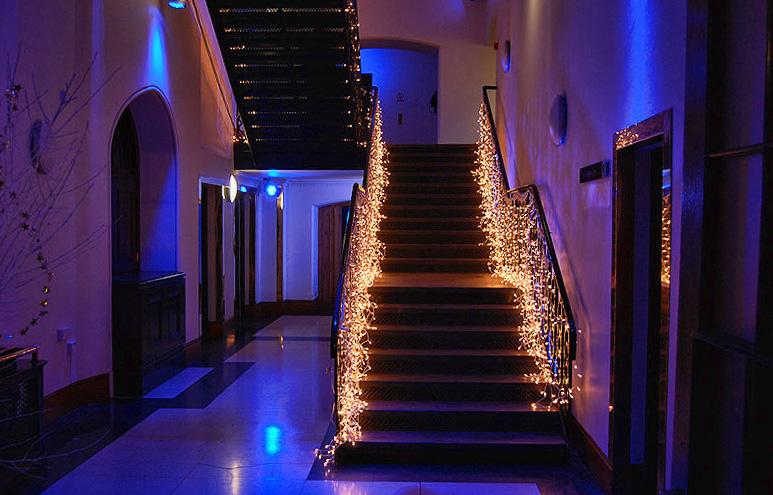 Декоративные фонари в квартире