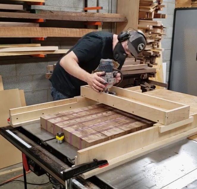 Изготовление пиломатериалов. Инструменты