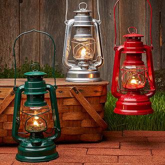 Керасиновые фонари. Где и зачем они используются?
