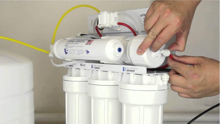 Фильтры для воды для вашего дома
